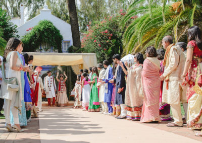 Marbella Finca La Concepcion DJ Destination Wedding
